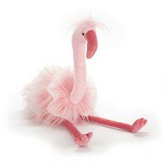 Flamingo lady