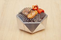 Mini-Grill Top Table Fire Deco Mini Grill, Fire Pits, Grilling, Deco, Table, Top, Wedding, Valentines Day Weddings, Campfires