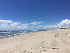 Empty Beach.  Timothy Dalton