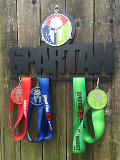 My design not affiliated with Spartan Race style by POWDERKOTE