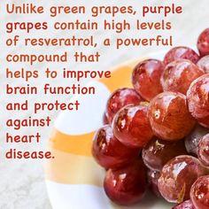 Grapes nutrients include calcium, potassium, phosphorus, iron, zinc, vitamins C, A and K, B vitamins and fiber.
