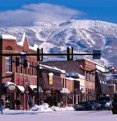 Steamboat Springs, CO--among the most beautiful places on Earth.  So glad I live close by (relatively speaking).