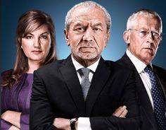 #TheApprentice (Karren Brady, Lord Alan Sugar, and Nick Hewer)