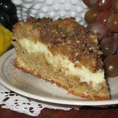 Polish Cream Cheese Coffee Cake, photo by AuntE
