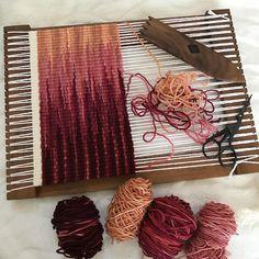weave a backgammon board?