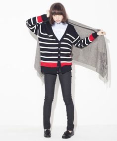 Tina Tamashiro - Topo Designs x X-Girl: