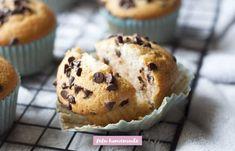 Muffin Di Albumi - Ricetta - Fefa Homemade Muffins, Cupcakes, Biscotti, Real Food Recipes, Yogurt, Food And Drink, Gluten Free, Vegan, Breakfast