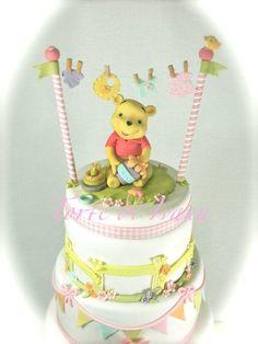 WINNIE THE POOH!!! - Cake by ivana guddo
