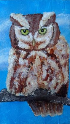 Fluffy 8X10 Acrylic $100.00 Framed with Certificate 201452