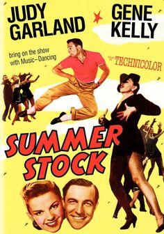 Summer Stock (1950) starring Gene Kelly and Judy Garland
