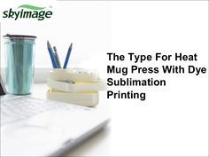 Dye sublimation printing is a pross which transfers a design onto another item through heat and pressure.This process can be performed on a variety of differen… Mug Press, Mug Printing, Mugs, Type, Prints, Design, Tumblers, Mug