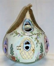 Image result for hand painted gourd art