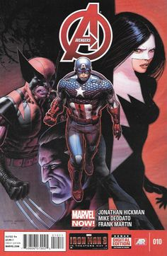 """""""Validator"""" _Written By Jonathan Hickman , Art By Mike Deodato , Cover by Dustin Weaver ,We learn that the Canadian super team Omega Flight got lost in a Garden Origin Site. Discover what happens when"""