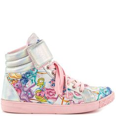 My Little Pony Merry Go Snkr - Multi by Iron Fist