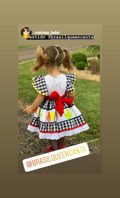 Fashion Kids, Dance Costumes, Baby Dress, Alice, Style Inspiration, Summer Dresses, Kids Fashion, Baby Dress Patterns, Infant Girl Clothes