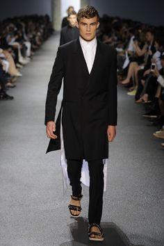Givenchy Men's RTW Spring 2013 #menswear #ss13