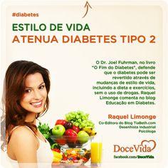 Estilo de Vida atenua Diabetes Tipo 2