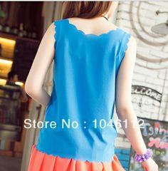 Temperament cotton long T-shirt vest ladies vest new female Multicoloue Bodycon long sleeveless vest tops for women