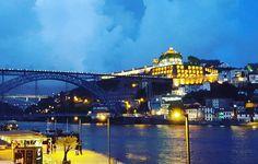 #porto #river #douro #bridge #travel #portugal by sebastienvincent