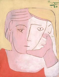 Pablo Picasso 'Head of a Woman', 1924 © Succession Picasso/DACS 2016