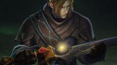 Screenshot I made of Anduin Wrynn #worldofwarcraft #blizzard #Hearthstone #wow #Warcraft #BlizzardCS #gaming