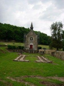 ruine de l'abbaye de Port-Royal - DR MelleBonPlan