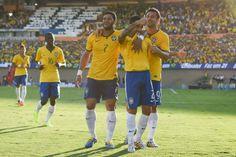 Estatístico crava 88% de chance de vitória do Brasil (© Getty)
