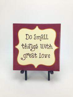 "Great Love 6"" Tile"