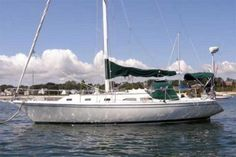 Ericson 35 sailing yacht for sale. See images and specifications for this Ericson 35 for sale. Sailing Yachts For Sale, Ocean Sailing, See Images, San Diego, Around The Worlds, Boat, Magic, Shit Happens