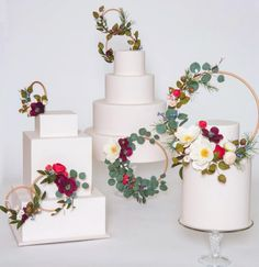 Featured Cake: Ron Ben-Israel Cakes; Wedding cake idea.