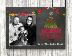 Hey, I found this really awesome Etsy listing at https://www.etsy.com/listing/213396205/christmas-photo-card-chalkboard-subway