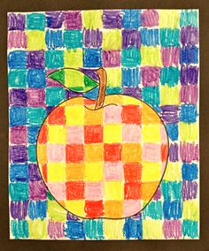 Apple Mosaics: Grade ONEderful