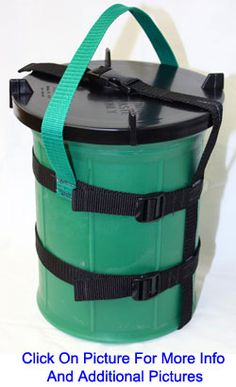$70  Эко-Safe Clean Mountain Can Mountaineering Toilet
