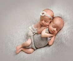 boy birl newborn baby photography