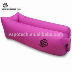 AIR LEAK PROOF Nylon Inflatable Air Sofa Bag VS Waterproof Sleeping Air Lounger