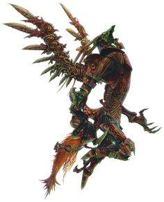 Final Fantasy XII: Esper - Adrammelech