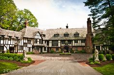 This is The Club at Hillbrook, our venue in Chagrin Falls, Ohio.-LB