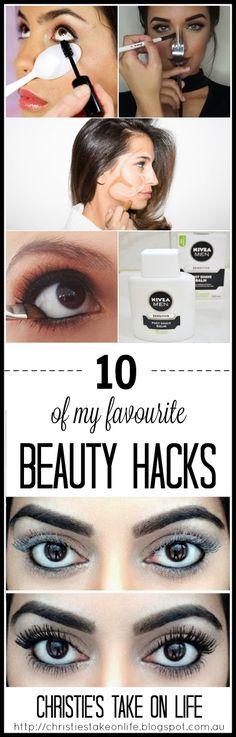 Beauty: 10 Ingenious Beauty Hacks