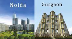 Although, the important NCR markets like Noida, Greater Noida, and Gurgaon are still suffering from inventory overhang but this would not keep back the area from greeting a new batch of national & global investors.