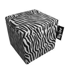 16 Best Zebra Print Bean Bags Images Bean Bag Chair