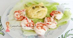 Un ottimo antipasto, purè aromatizzato con gamberi! Da preparare assolutamente!! Per la ricetta >> http://creativaincucina.blogspot.it/2016/04/pure-aromatizzato-con-gamberi.html A great appetizer, mashed potatoes flavored with shrimp! To prepare absolutely !! For the recipe >> http://creativaincucina.blogspot.it/2016/04/pure-aromatizzato-con-gamberi.html