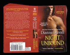 NIGHT UNBOUND, Immortal Guardians Book 5 • September 2, 2014 • For centuries, Lisette d'Alençon has been a warrior against the dark.  She fights alongside her brothers and comrades.  But when the dreams start coming, she can't bear to confess them to the Immortal Guardians' command.  Dreams of a dark-haired man with soft eyes and brutal wounds, a man her heart aches for--and a man she knows has been declared a traitor.