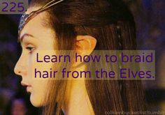 """Great Middle-Earth """"bucket list"""" Tumblr with photo I'm a little bit of a lotr fan."""
