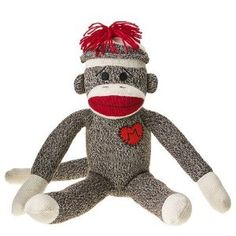 Mr. Magorium's sock monkey It made me cry the first time I saw the movie as a kid.