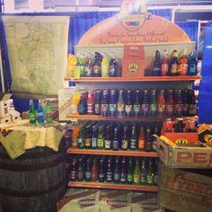 Homer soda booth, homersoda.com