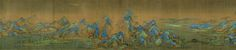 A Thousand Li of Rivers and Mountains, one of the 'top 10 most famous Chinese paintings' by China.org.cn.