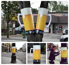 creative beer marketing - Google Search                                                                                                                                                                                 More