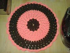 New alfombra coral & gris