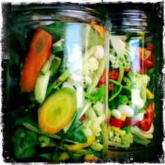 Pickling veggies for quick and easy appetizers for the summer. Gotta love the color.  #villacappelli #pickling #onions