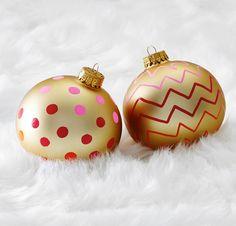 Easy DIY Ornaments Clinton Kelly